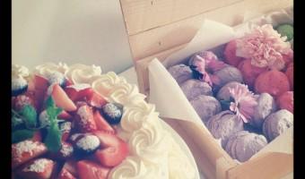 Lite kalas och tårta